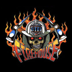 the gallery for gt firehouse rock band logo